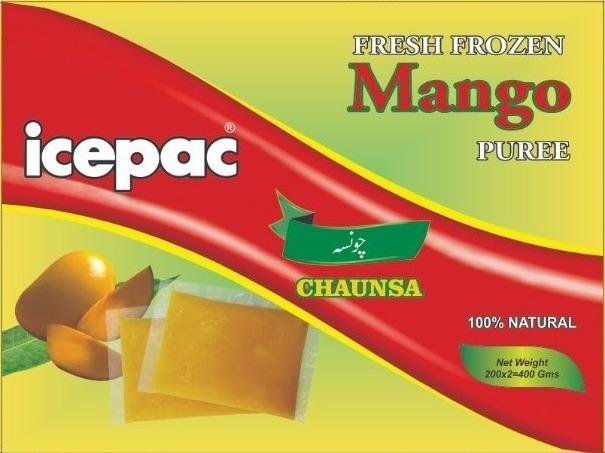 Fresh Frozen Mango