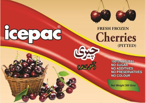Icepac Cherry
