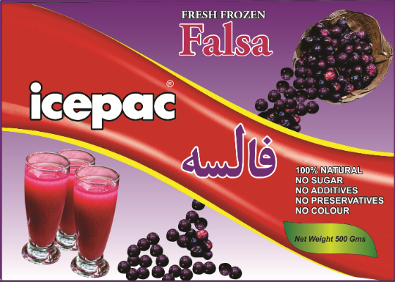 Icepac Falsa