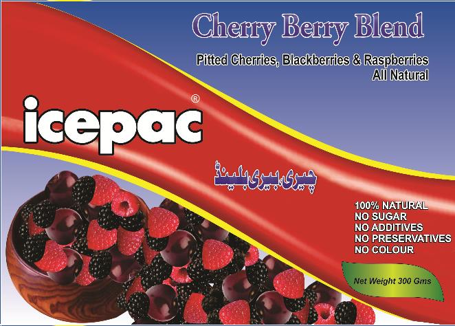 Icepac Cherry Berry Blend